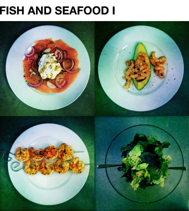FISH AND SEAFOOD I S